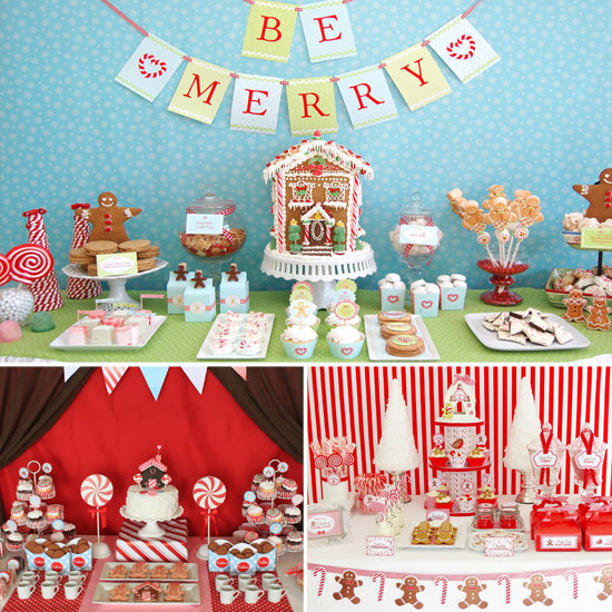 the INSPIRED creative ONE: Christmas Party ideas!