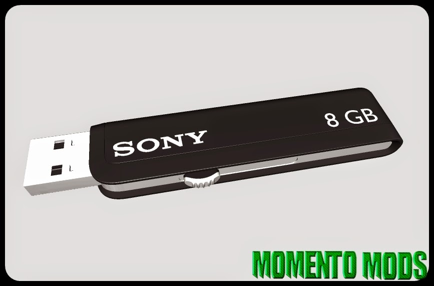 ZM - Pen Drive Sony 8GB