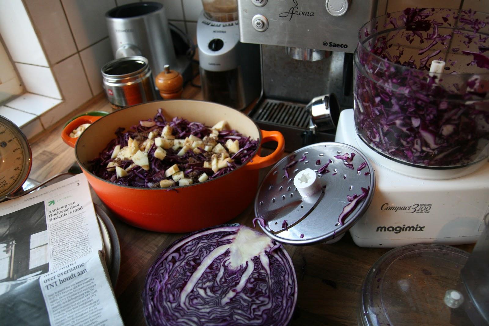 Eten maken: januari 2013