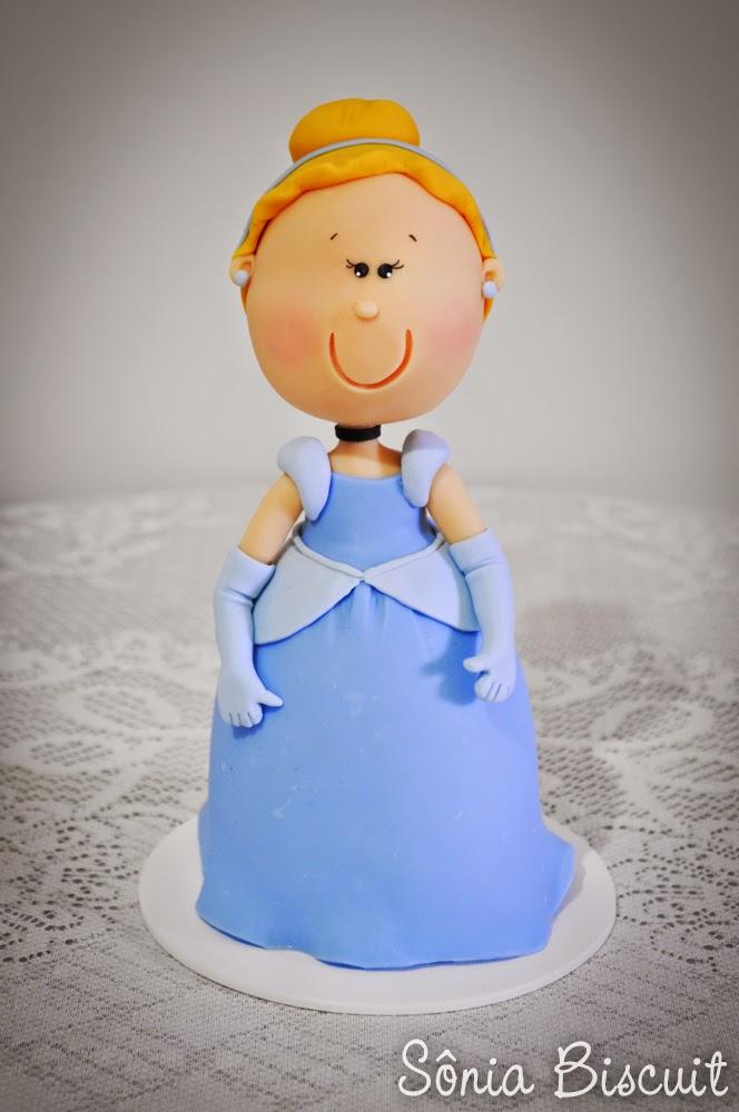 Princesas Biscuit Cinderela