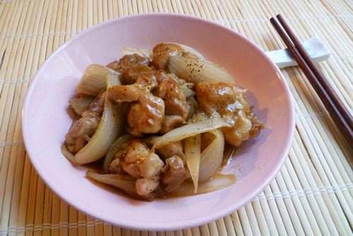 Vietnamese Chicken Recipes - Gà Om Xì Dầu