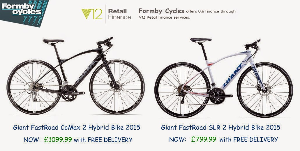 Giant Bike Online Store in UK