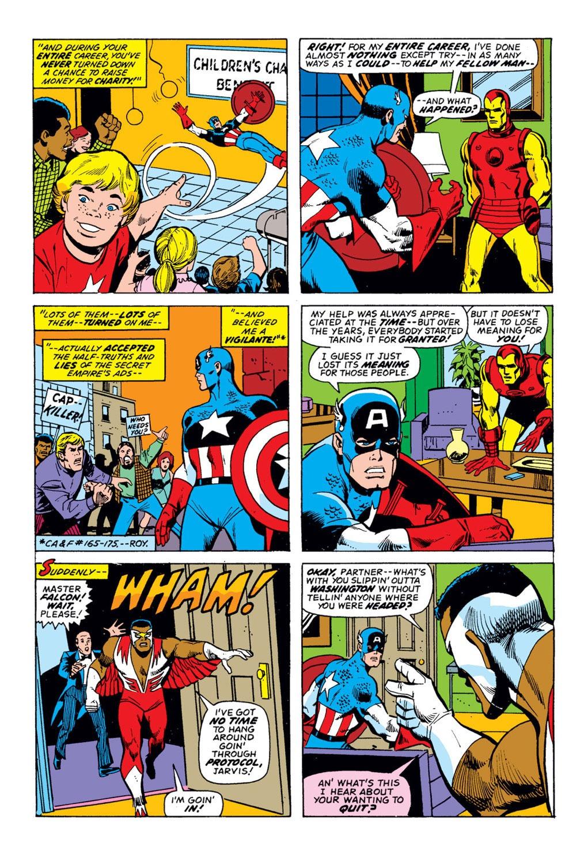 Captain America (1968) Issue #176 #90 - English 10