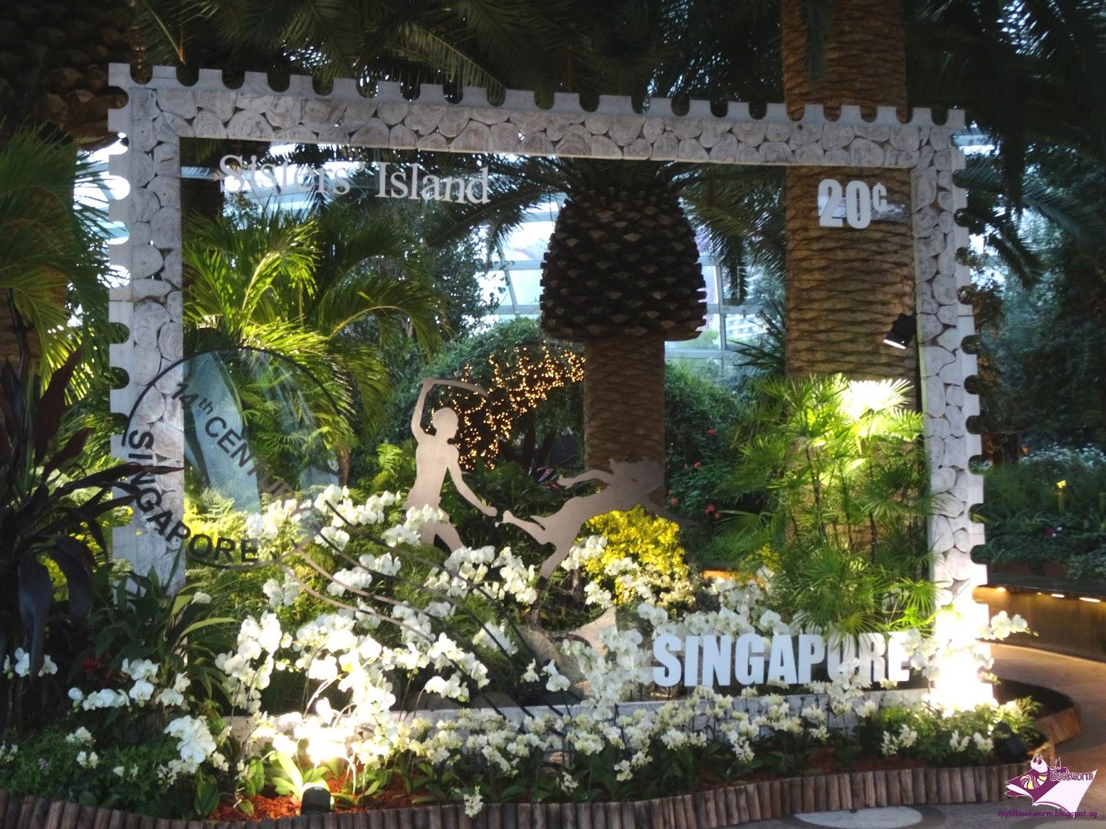 Garden By The Bay Award singapore stories @ gardensthe bay