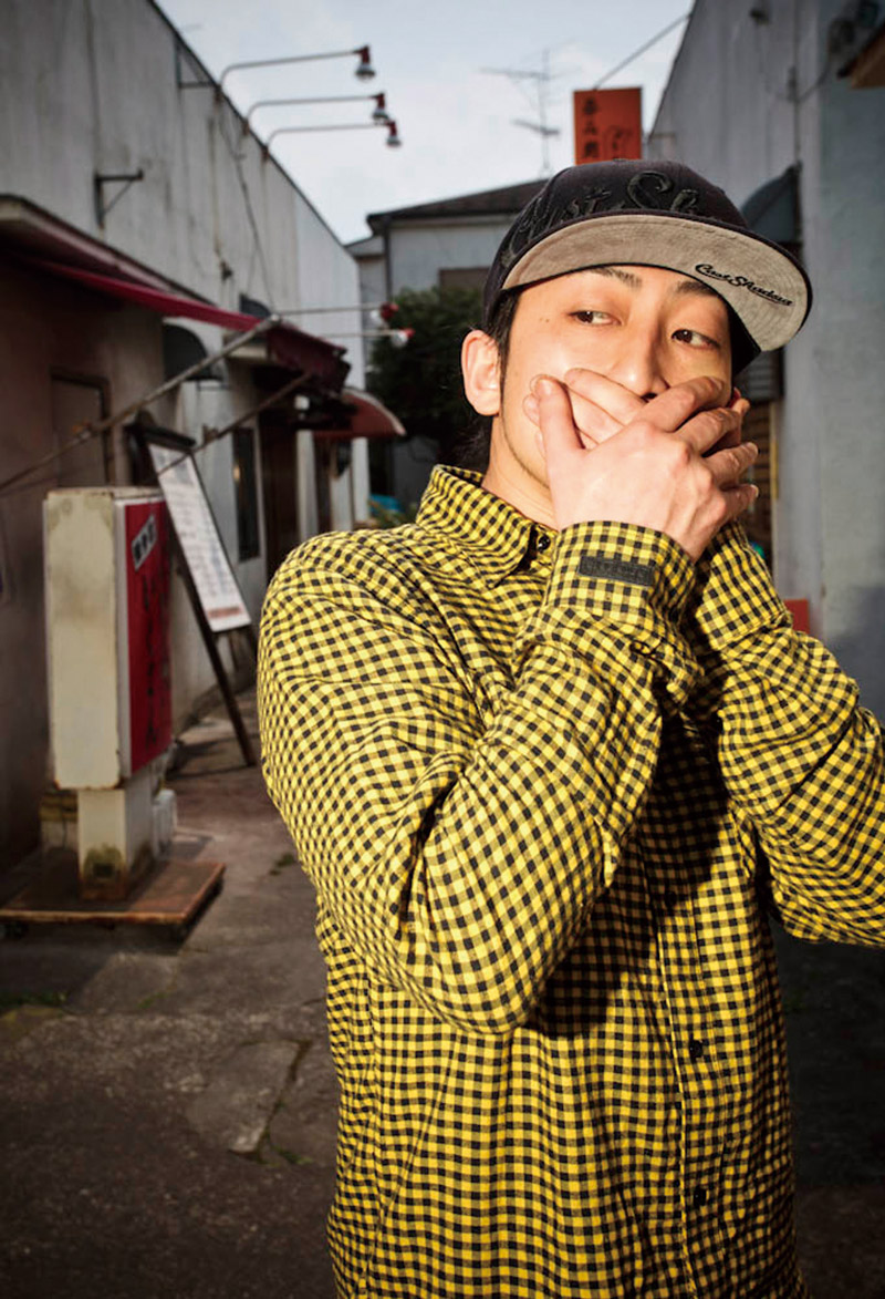 Japanese hip hop MC and rapper Norikiyo