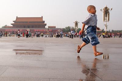 Pechino Piazza Tian'anmen