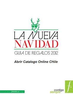 falabella guia de regalos navidad 2012