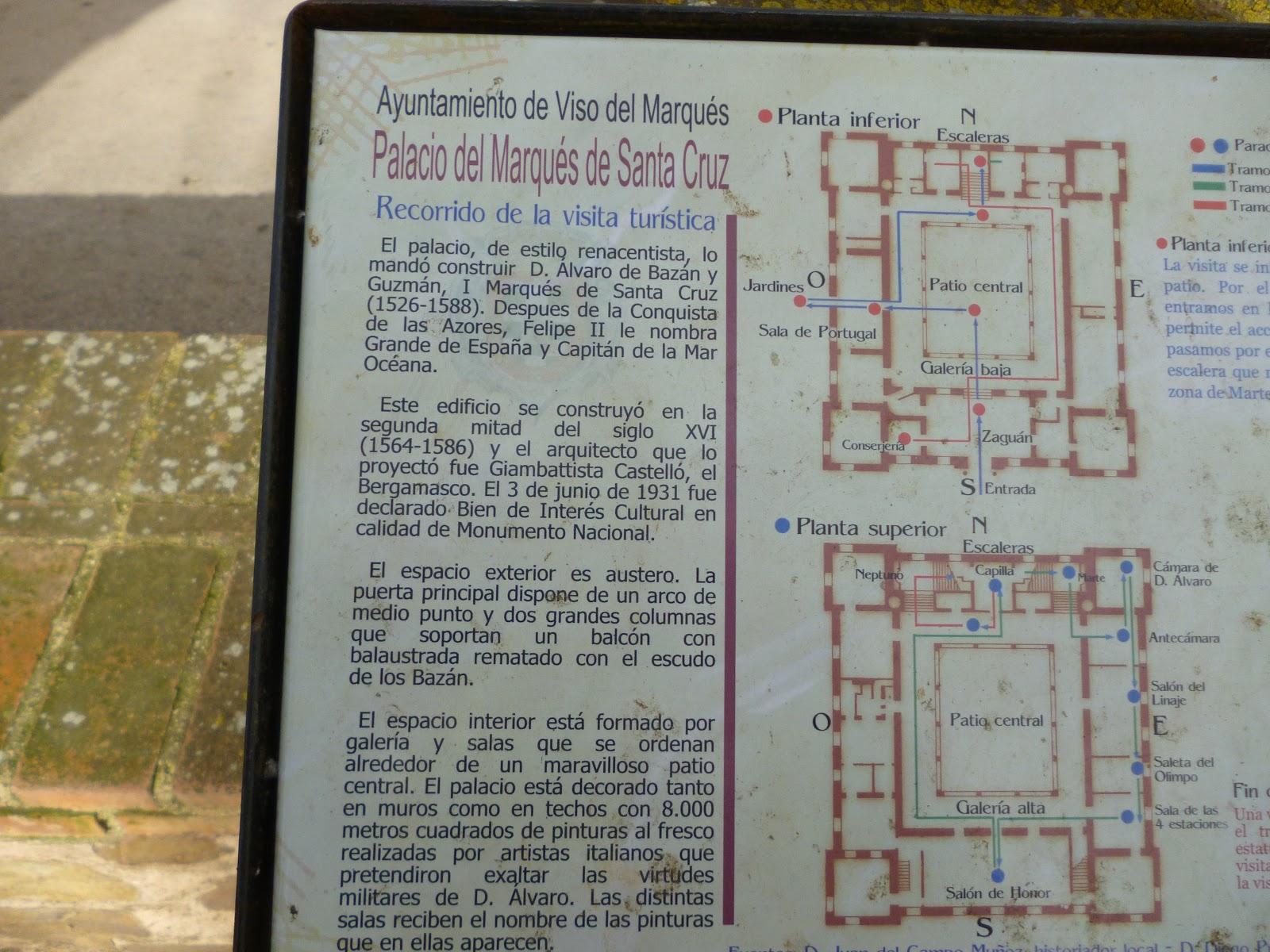 El blog de antonio mansilla visita al viso del marqu s for Sala 0 palacio de la prensa