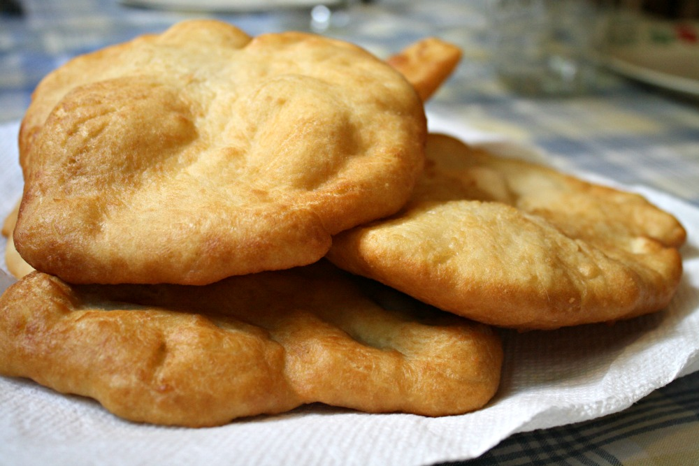 How To Make Fry Bread, Wojapi, and Indian Tacos