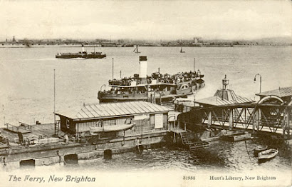 New Brighton Ferry