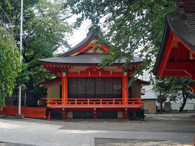 花園神社,新宿〈著作権フリー無料画像〉Free Stock Photos