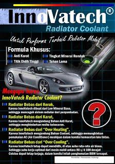 Inovasi Spektakuler tentang Radiator Coolant, Java-Germany Technolgy