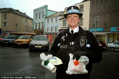 police woman gossippme.com
