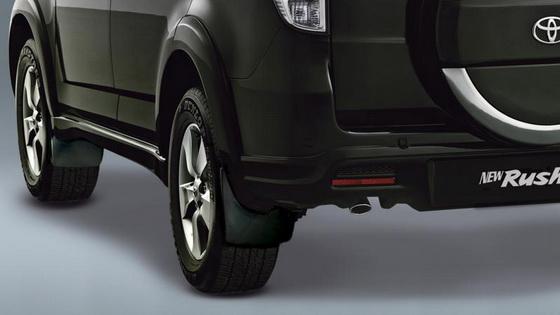 Accessories Mobil Toyota New Rush 2012