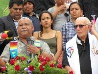 """Honduras: """"Berta nos llama a articularnos y a fortalecer la unidad"""""""