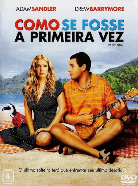 Filme Como se Fosse a Primeira Vez Dublado AVI DVDRip