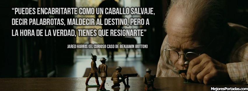 El Curioso Caso De Benjamin Button Frases Unifeedclub