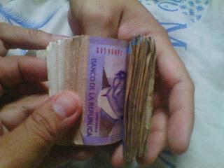 gestión de dinero