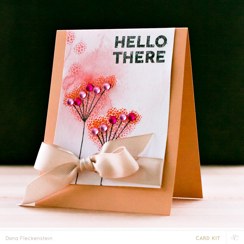 Studio Calico Camelot kit card by @pixnglue #studiocalico