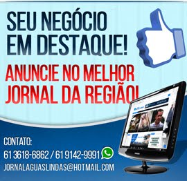 Anuncie Aqui! O Melhor Jornal da Região!
