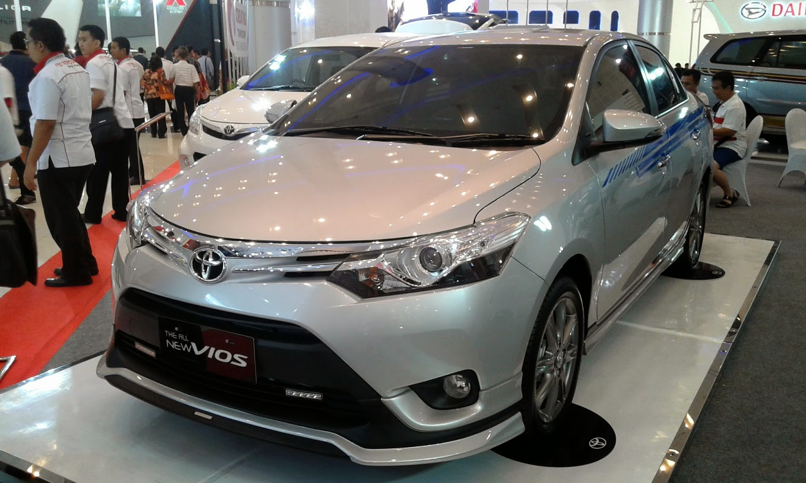 Toyota All New Vios TRD