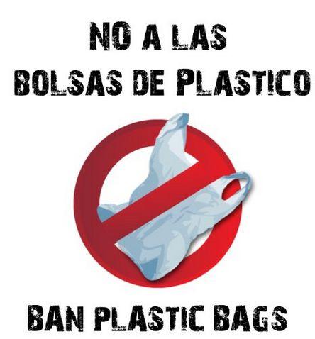 NO + BOLSAS PLASTICAS