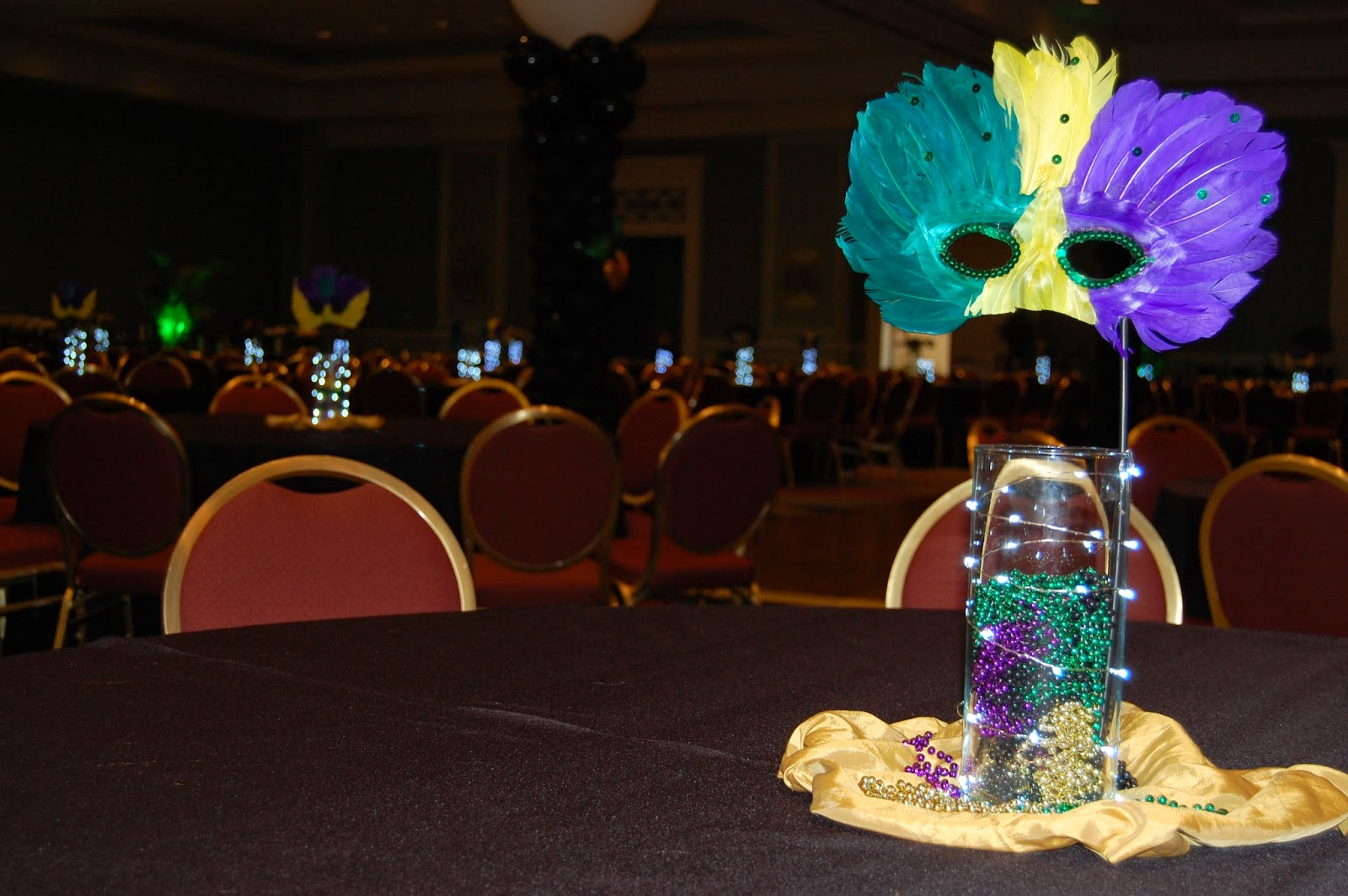 Party People Event Decorating Company Masquerade Prom Lake Gibson 2015