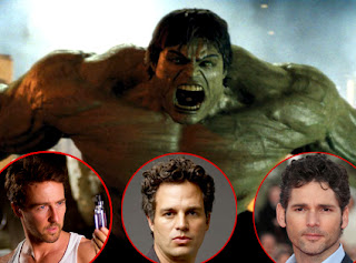 hulk actors, ed norton, mark ruffalo, eric bana, hulk, avengers, big green rage monster, hulk smash