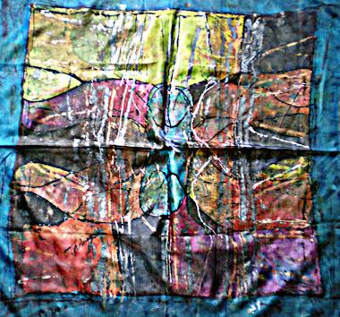 """Inside (29"""" X 29"""") 04/11/2010"""