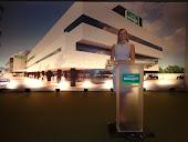 Lançamento do Hospital Unimed Rio.