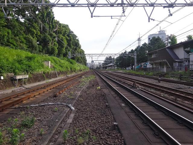線路,原宿駅〈著作権フリー無料画像〉Free Stock Photos