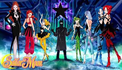 Season 3 Anime Sailor Moon Crystal Tampilkan 10 Sailor Senshi