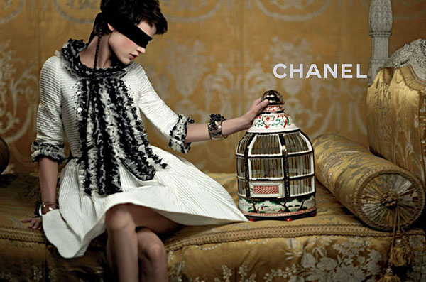 Campaña: Chanel Cruise 2013