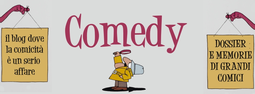 Comedy - un serio affare