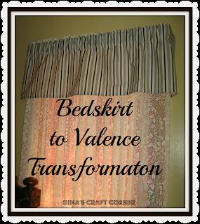 Bedskirt to Valence