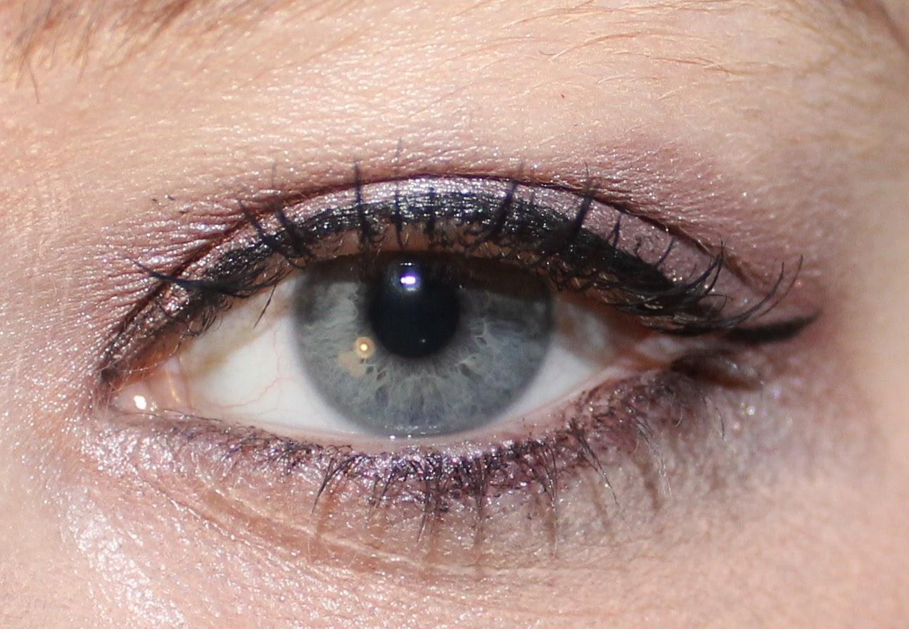 Kat Von D Chrysalis Eyeshadow Palette EOTD