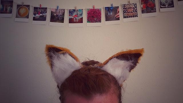 Project 365 2015 day 188 - Fox ears // 76sunflowers