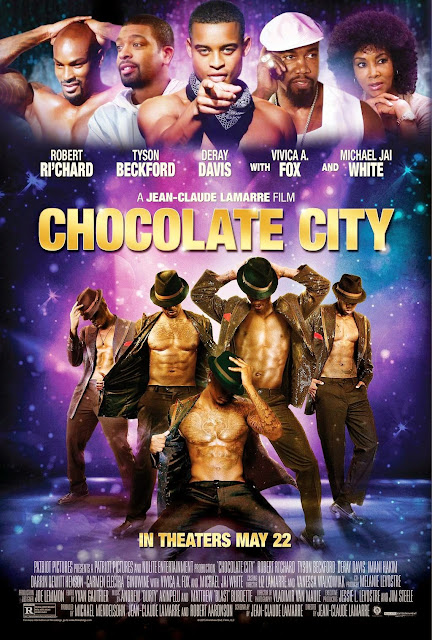 Chocolate City.