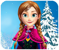 chơi game trang điểm Anna làm đẹp