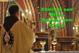 MISSA DOMINICAL NA COMUNIDADE