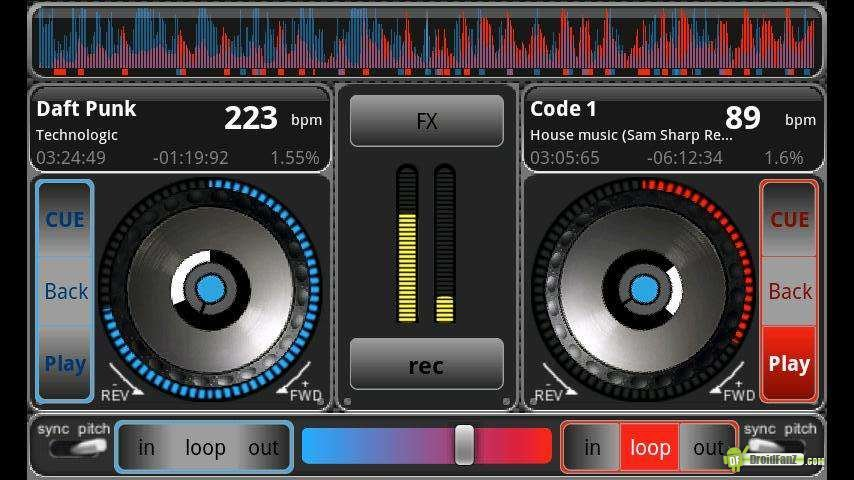 DJ Studio v2.1.2 Download For Android Mobiles