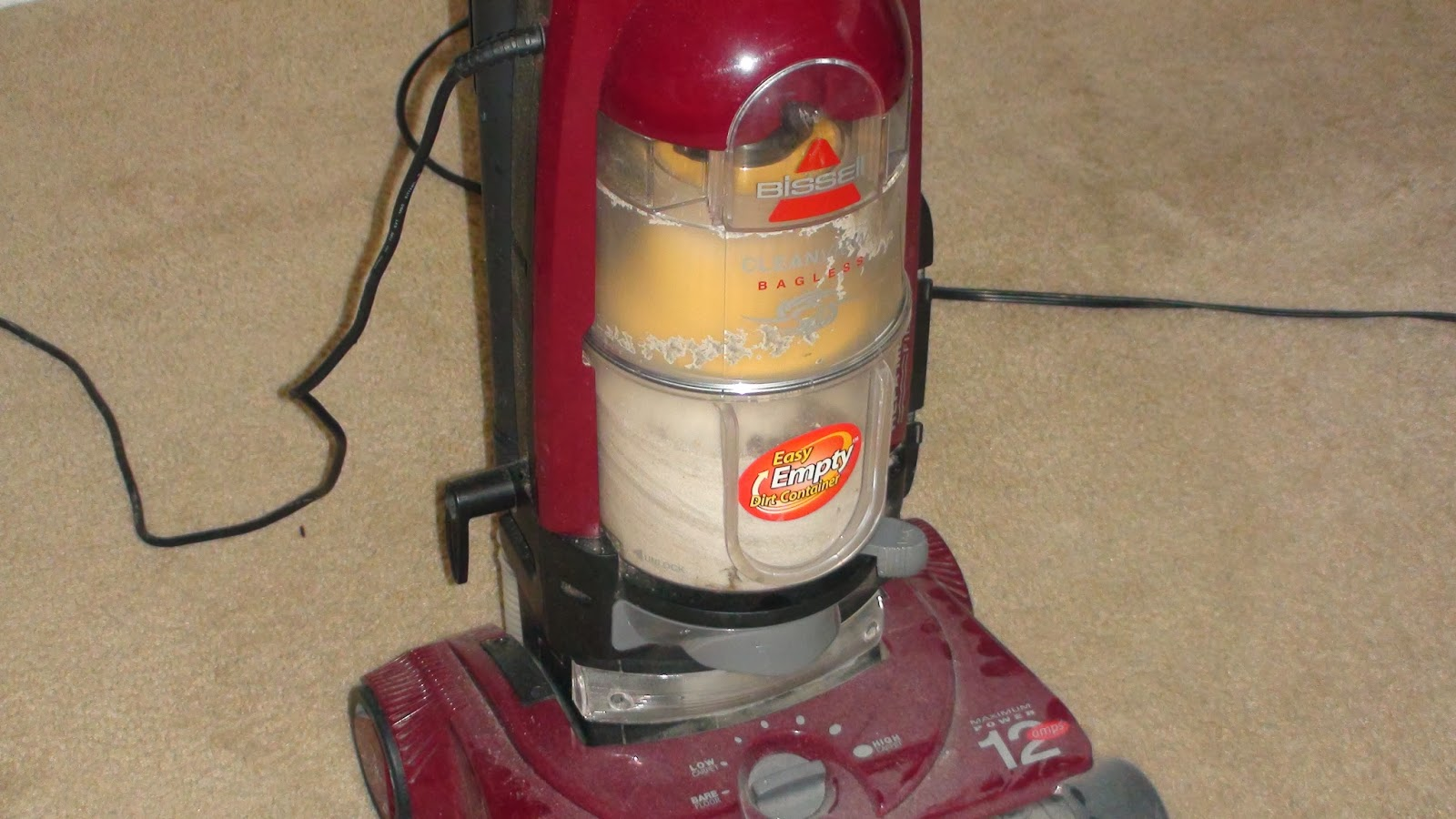Make sure you clean and wipe your vacuum afterwards. The salt may  #B22919