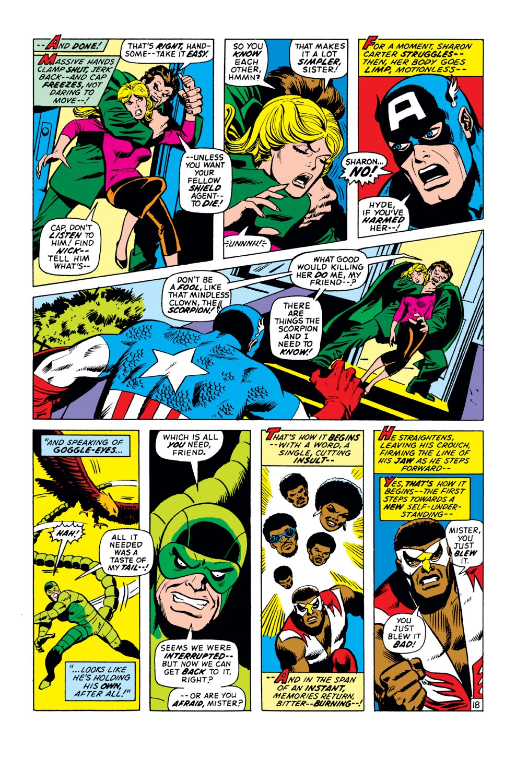 Captain America (1968) Issue #151 #65 - English 19