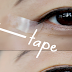 How To Use Scotch Tape For Perfect Winged Eyeliner