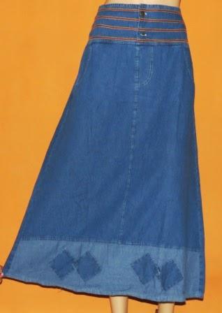 Rok Jeans Murah RM283A