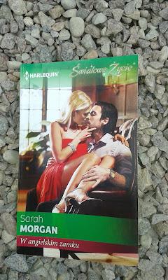 """W angielskim zamku"" Sarah Morgan"