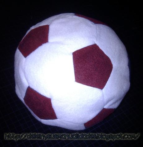 futbol | Aprender manualidades es facilisimo.com
