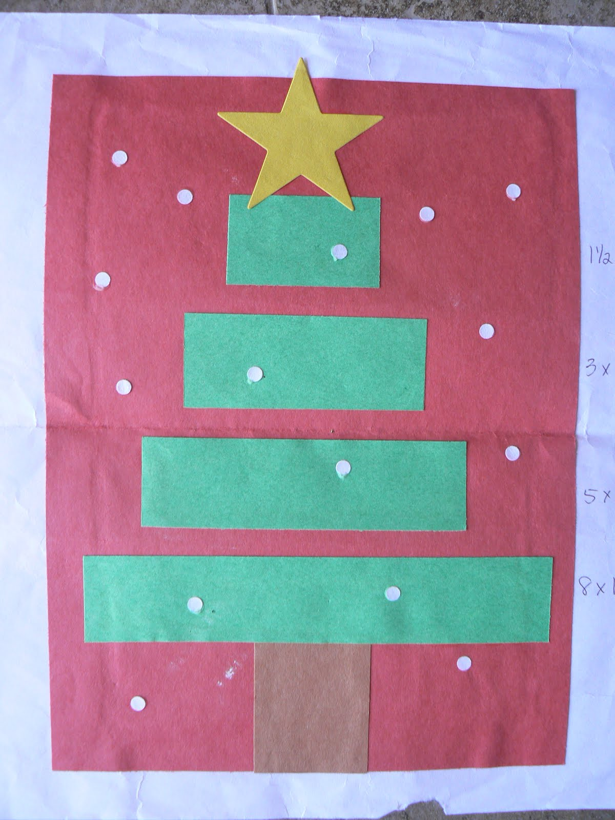 Mrs. T\'s First Grade Class: Christmas Art