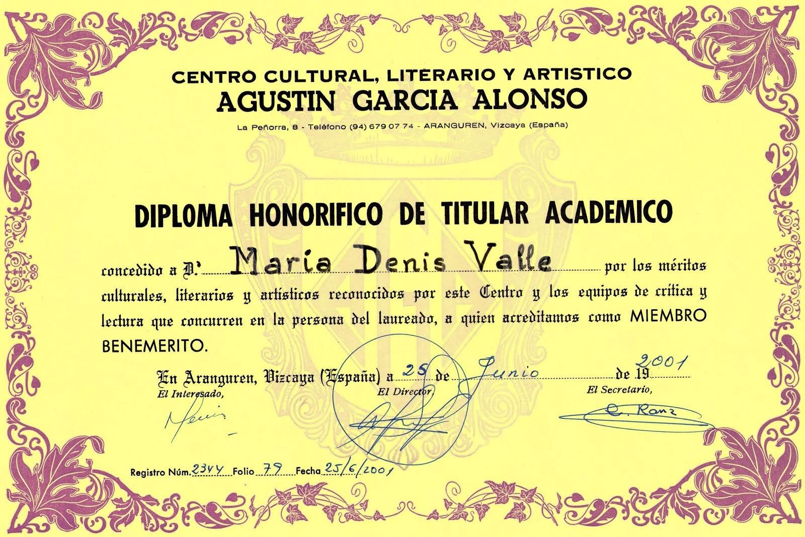 Titular Académico