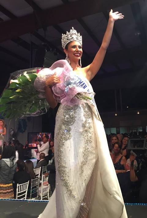 Miss Cayman Islands 2015